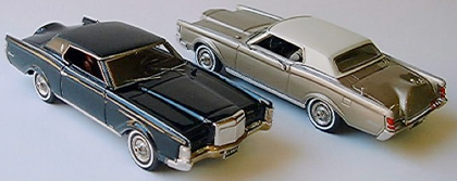 Lincoln Continental Mk lll